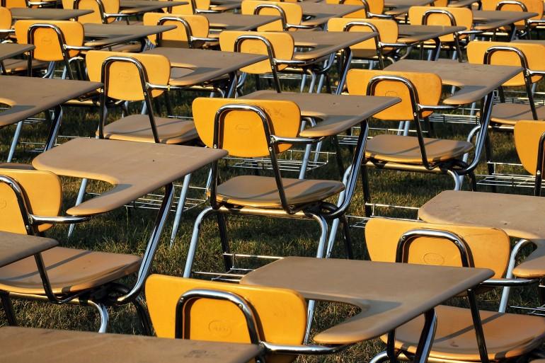 Niente migranti in classe o via alunni