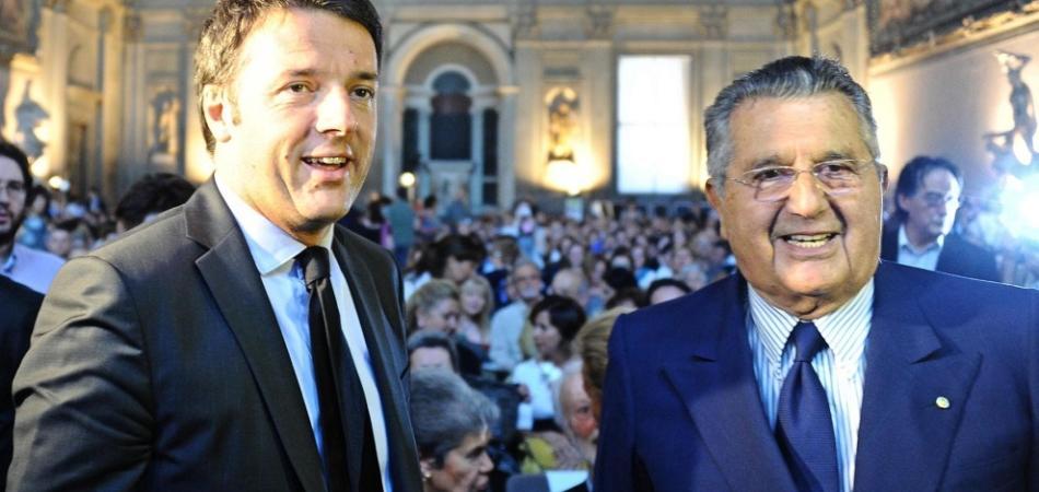 Carlo De Benedetti Renzi dimissioni