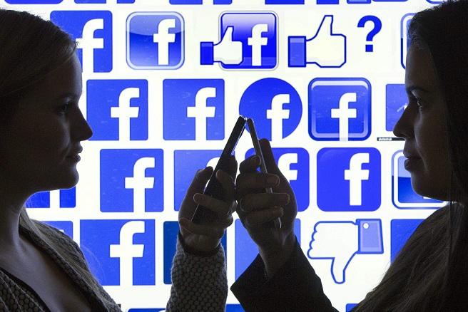 facebook felicità
