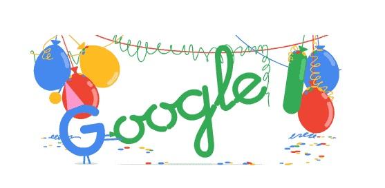 google maggiorenne doodle
