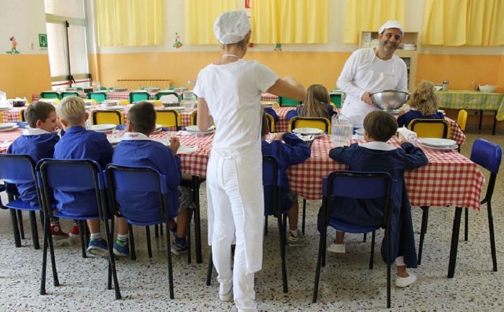 libertà di panino mensa scolastica