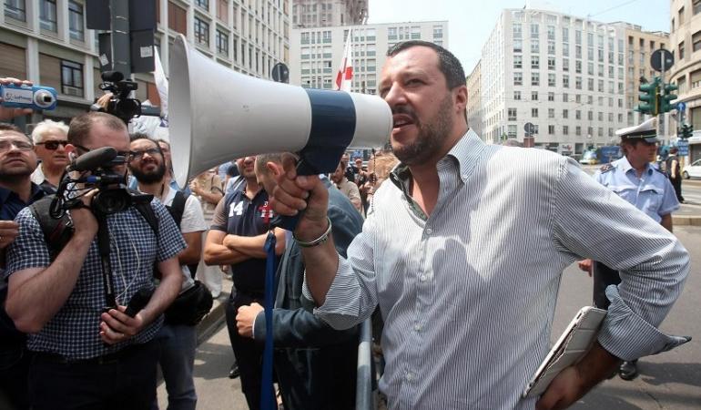 Morte Ciampi Salvini