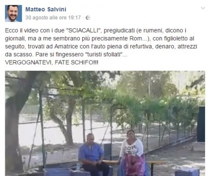 rom sciacalli