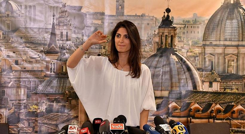 Virginia Raggi dipartimenti