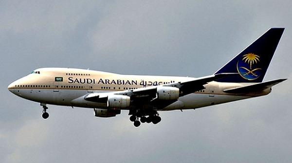 saudi airlines manila aereo attentato minaccia