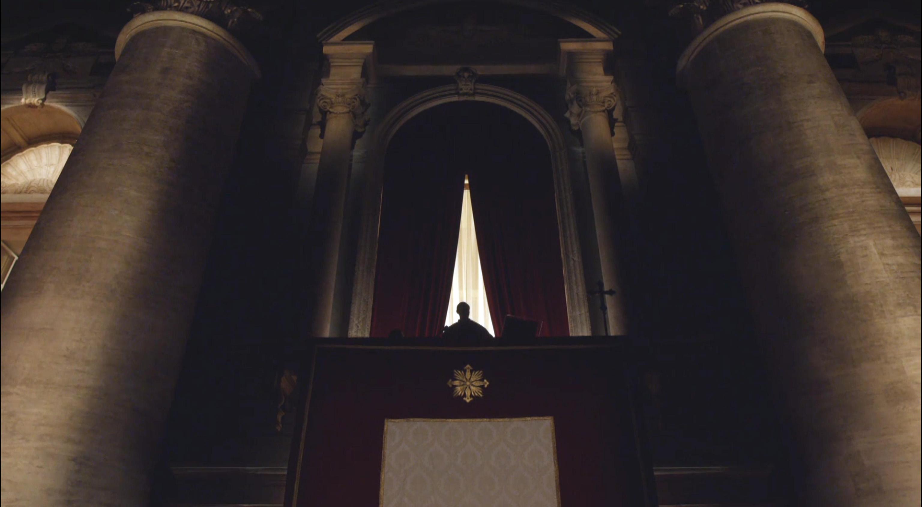 Where's my Pope?