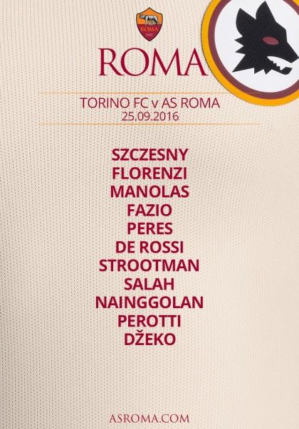 Torino-Roma diretta