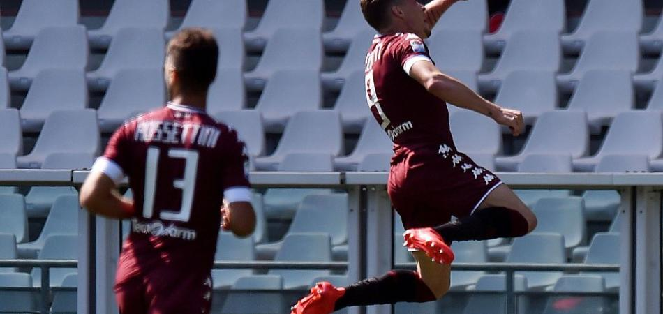 torino-roma video gol e highlights