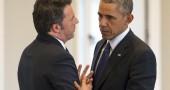 La spinta di Barack Obama a Matteo Renzi: «Sostegno alle sue ambiziose riforme »
