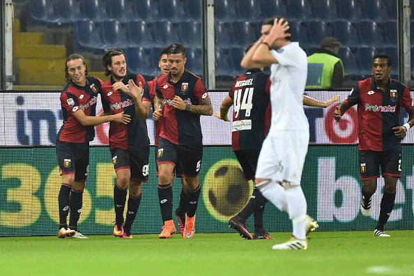GENOA-MILAN 3-0 VIDEO GOL HIGHLIGHTS