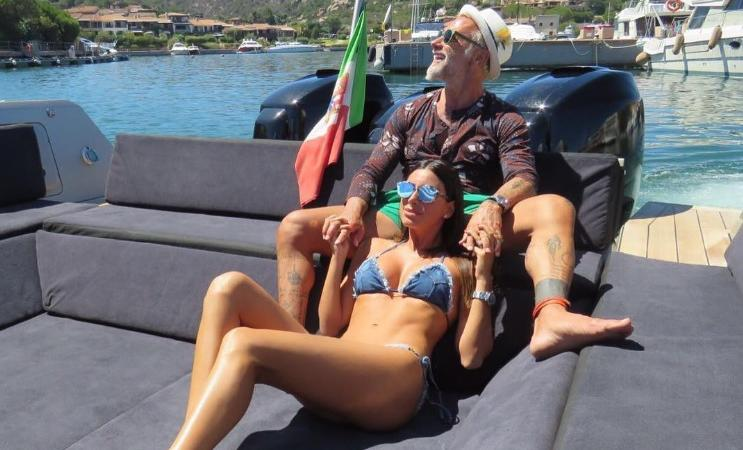 Gianluca Vacchi fidanzata