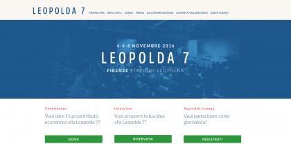 Leopolda 2016