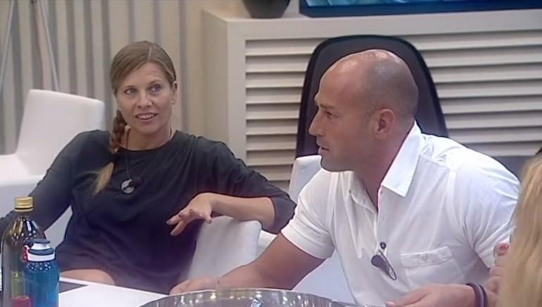 GF Vip, Bettarini e Mariana sempre più uniti: Gabriele si espone