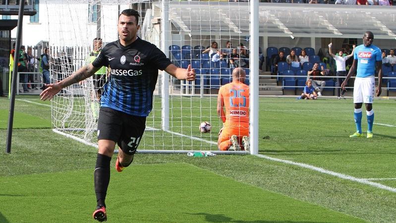 atalanta napoli 1-0