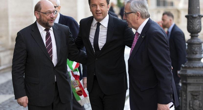 bilancio 2017 Governo Renzi Commissione Ue