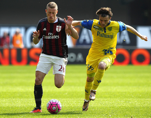 Chievo-Milan, Vincenzo Montella: