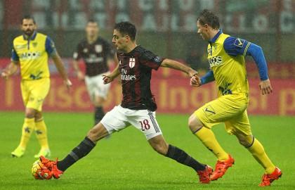 Chievo-Milan diretta live