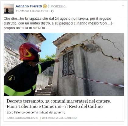 suicidio terremoto