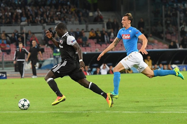 napoli-besiktas 2-3 video gol highlights