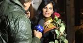 Striscia la Notizia: Pamela Prati riceve il Tapiro d'oro