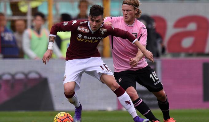 Palermo-Torino diretta streaming