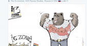 Russia troll Twitter