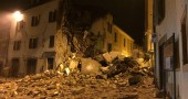 Terremoto Centro Italia. Epicentro a Ussita e Castelsantangelo sul Nera. Ancora scosse e crolli: 200 repliche