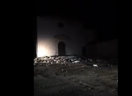 Sisma Marche, sindaco Castelsantangelo sul Nera: crolli in centro