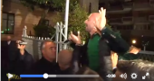 Striscia la notizia: stasera il video dell'aggressione a Luca Abete che cercava di intervistare in ministro Giannini