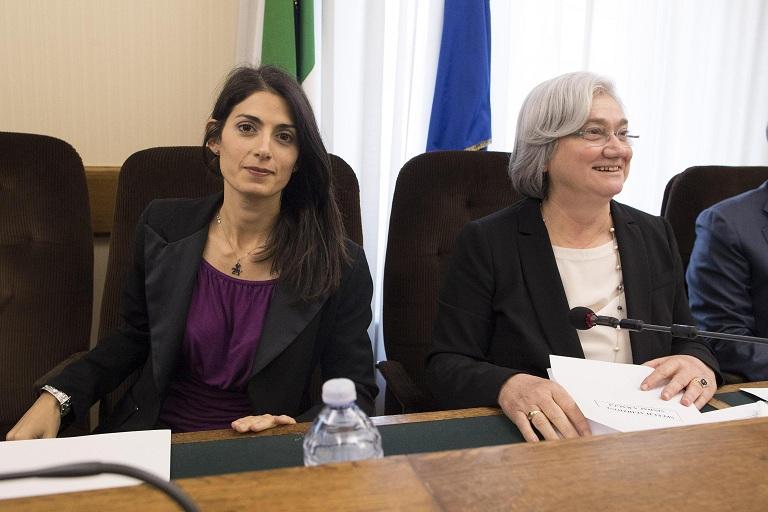 Roma, sindaca Raggi: