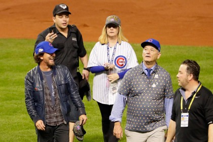 Eddie Vedder Bill Murray Bonnie Hunt