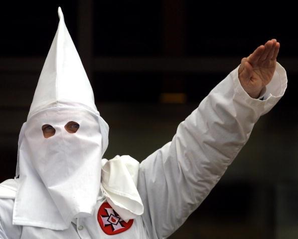 Ku Klux Klan donald trump