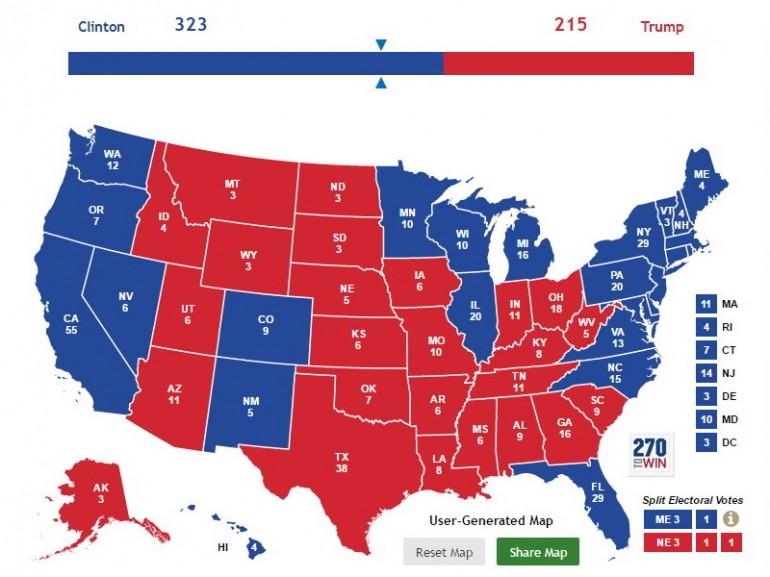 elezioni-usa-2016-mappa-quattro-novembre-pollster