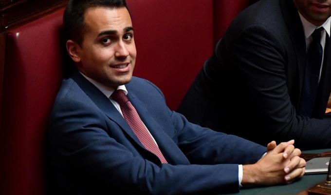 Luigi di maio m5s easyjet della politica italiana for Struttura politica italiana