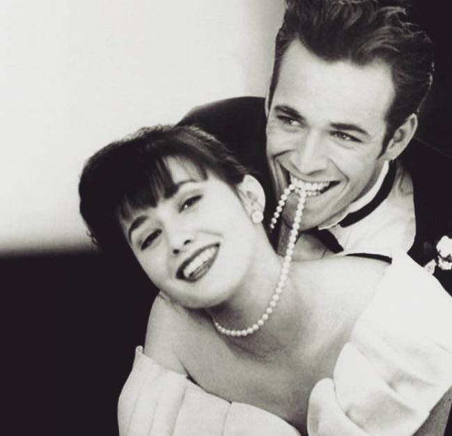 Beverly Hills 90210: la reunion del cast della serie