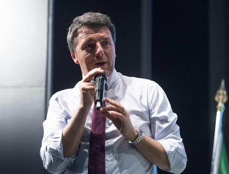 Matteo Renzi contro la Ue: