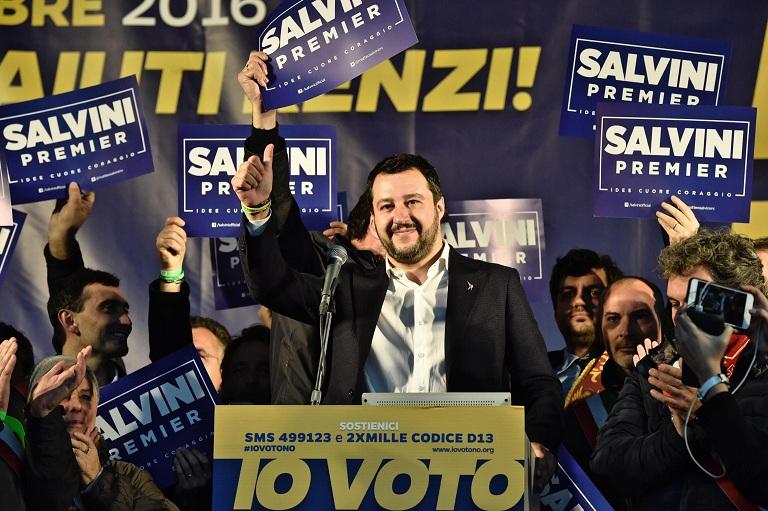 Salvini a Sky TG24: