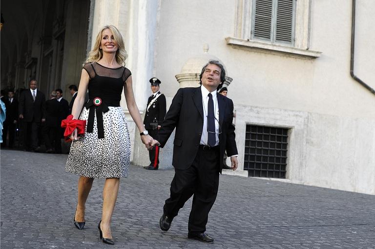 Tweet anti-Renzi, 'confessa' la moglie di Brunetta