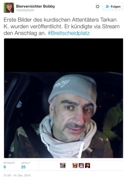 attentato berlino bufale
