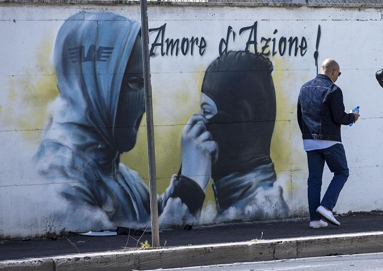 A San Basilio non c'è razzismo: è una guerra tra poveri