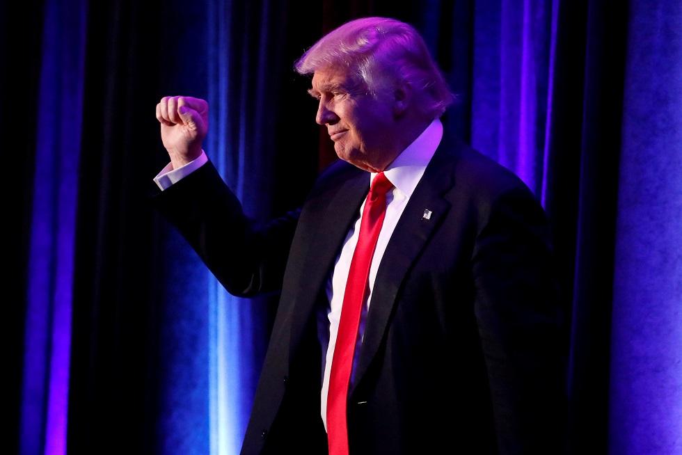 Donald Trump insediamento