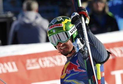 Dominik Paris Kitzbuehl vittoria