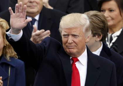 Insediamento Donald Trump diretta video