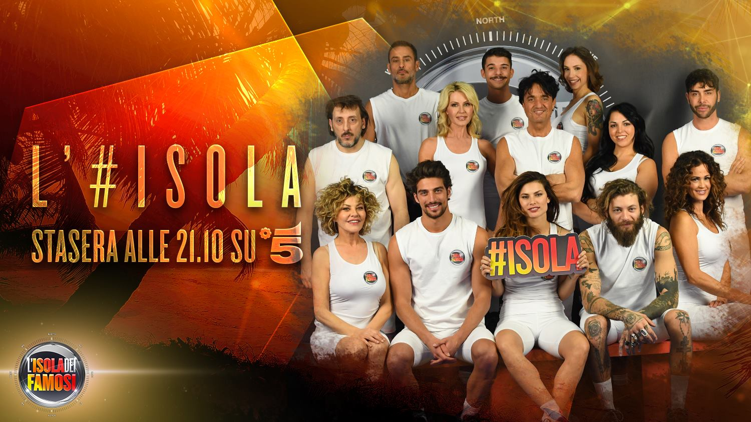 isola dating After its huge success in several european countries, the naked dating reality show the island of adam and eve has finally arrived in italy the show pur.