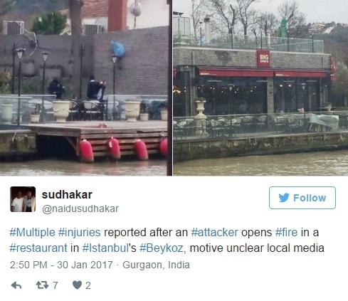 Turchia, spari contro ristorante a Istanbul. Non è un attentato terroristico