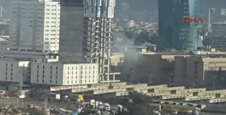 Turchia, esplosione in tribunale: 2 vittime