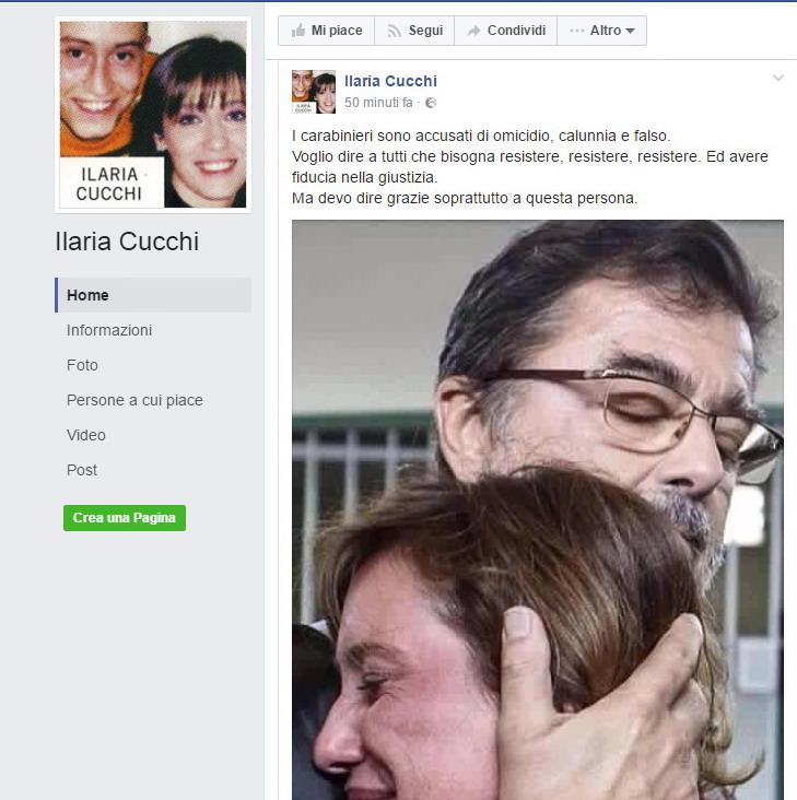 Stefano Cucchi omicidio carabinieri