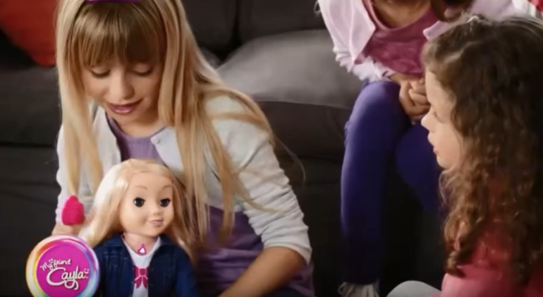 La Germania mette al bando la bambola 'Cayla':