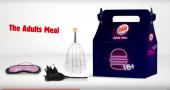 Burger King e l'Adults Meal per San Valentino