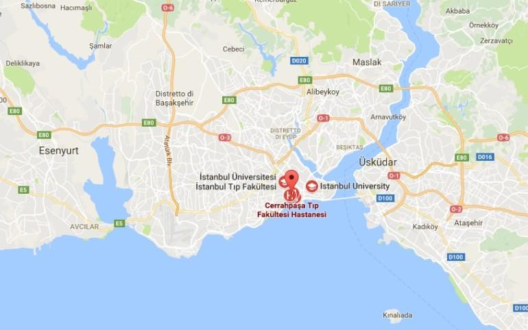 Allarme a Istanbul: uomo armato prende ostaggi in ospedale